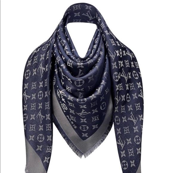 Louis Vuitton Accessories - Authentic LV Shawl Scarf
